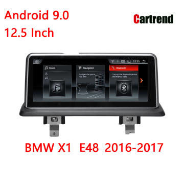 BMW X1 E48 Babbar Bluetooth