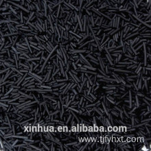 Coal based activated carbon for sulfur removal