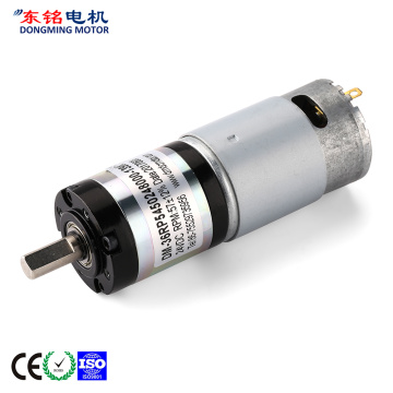 12v 36mm planetary gear motor
