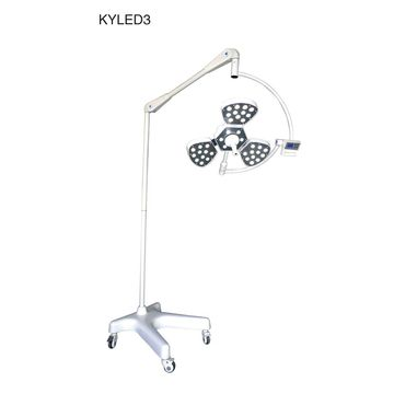 Low energy standing movable operating lamp