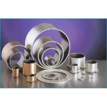 OEM PTFE Coated Self-lubricating Bearing DU Bushing
