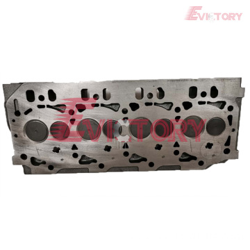 4TNE78A cylinder head block crankshaft connecting rod
