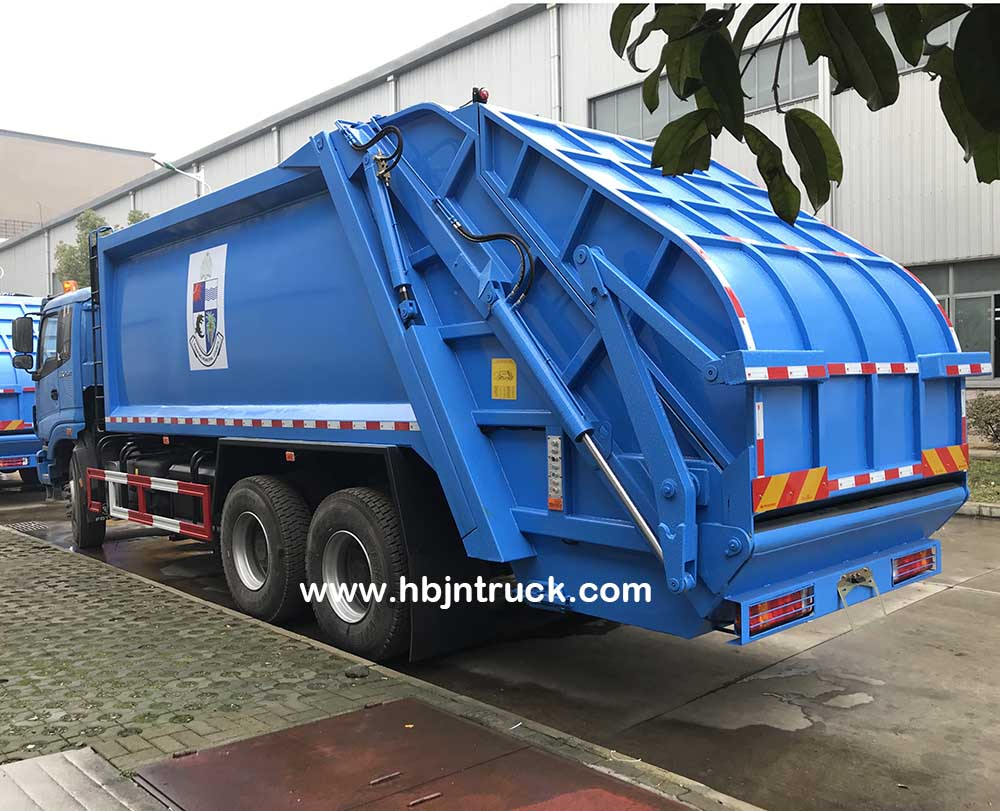 Foton Garbage Truck For Sale
