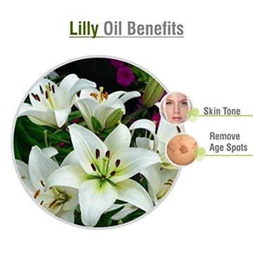Factory supply high quality lily essential oil bulk