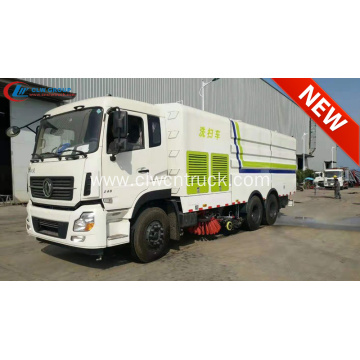 2019 New Dongfeng 6X4 22cbm Street sweeping truck