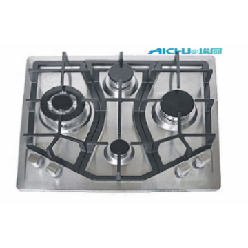 Glass Top Gas Stove Hob