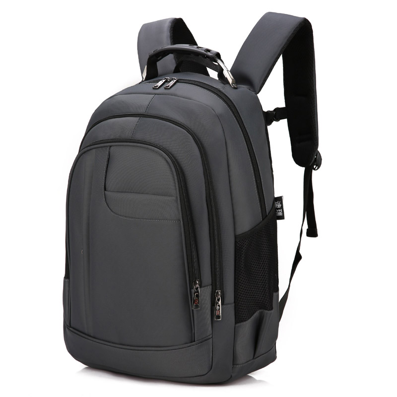 Casual online travel double backpack