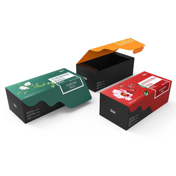 Cheap Creative Paper Tea Box with Logo
