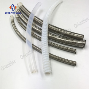 high temperature PTFE teflon tubing