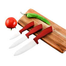 Professional for Ceramic Kitchen Knife Set Profession ceramic kitchen knife set supply to Armenia Factory