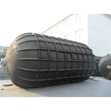 Ribbed Type Maritime Fenders