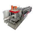 Automatic Roll Forming Machinery for Z Purlin