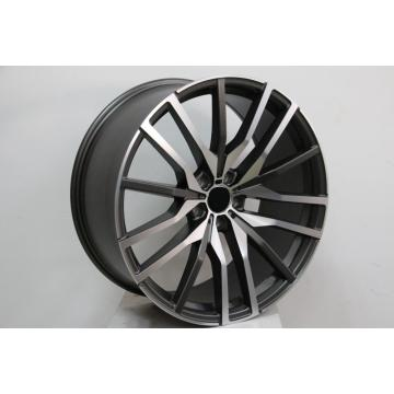 Offroad 22inch Black and Gunmetal alloy wheel