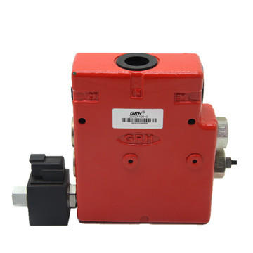 hydraulic valve electrical connections