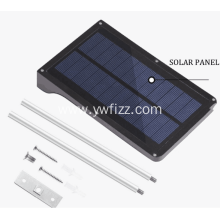 Customized for Outdoor Park Lights LED motion sensor solar street lights export to Netherlands Factories