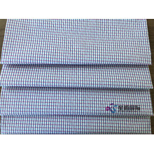 Cotton Woven Yarn Dyed Plaid Fabric