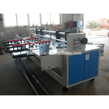 Automatic feeding carton machine