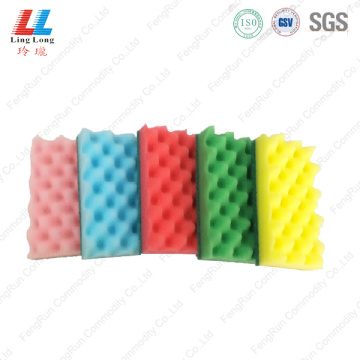 Colorful effective sponge united style