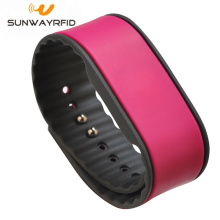 Silicone RFID Wristband Bracelets Rfid Bracelet For Events