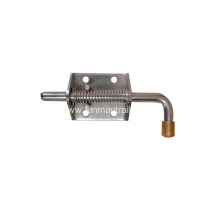 Stock Trailer Door Spring Latch
