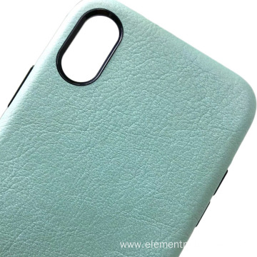 Smooth Paper Grain PU Leather for Phone Case