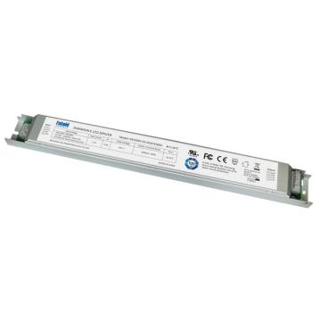 Conducteur linéaire de la tension LED 24V 100W