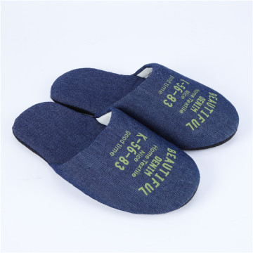 Eco Friendly Soft Indoor Slippers
