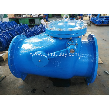 Metal Seat Cast Iron Check Valve