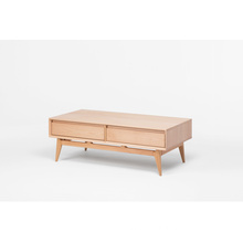 "FAS Beech Wooden ""LANDSCAPE"" COFFEE TABLE"