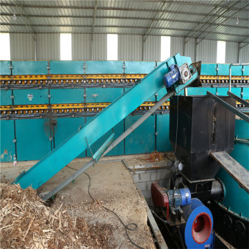 Hard Wood Veneer Drying Machine