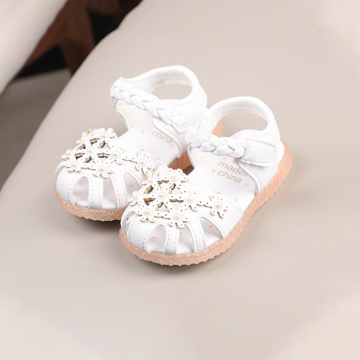 Girls Toddler Prewalker Summer Jelly Sandals