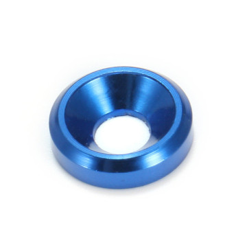 Customized cnc machining aluminum washer parts