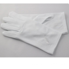 100% Original Factory for Offer Embroidery Cotton Gloves,Masonic Dress Gloves,Embroidery Polyester Gloves From China Manufacturer Custom Logo Cotton Masonic Regalia Gloves supply to Benin Wholesale