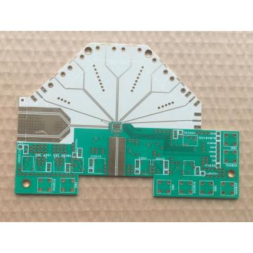 4 layer FR  microwave PCB  design