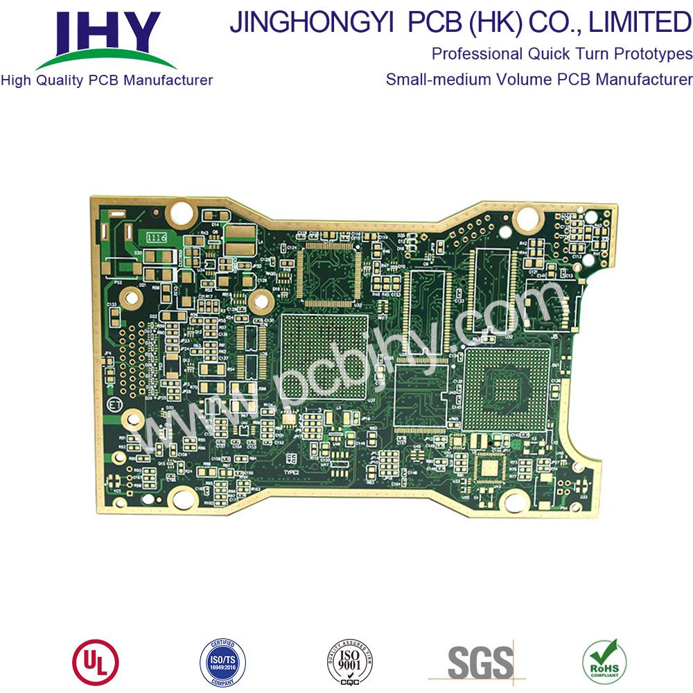 BGA PCB Prototype Circuit Board China Manufacturer