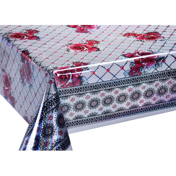 3D Laser Coating Tablecloth