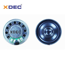 Personlized Products for Recorder Speaker Mylar speaker 8ohm 0.5w 27mm recorder speaker supply to Venezuela Manufacturer