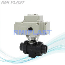 CPVC Electric Ball Valve JIS 10K