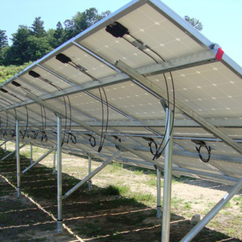 High Quality Solar Panels Mounting Brackets System