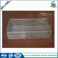 ISO Professional Stainless Steel Filter Basket