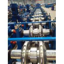 Holiday sales for Guardrail (Highway) Roll Forming Machine W beam guardrail roll forming machine export to United States Minor Outlying Islands Supplier
