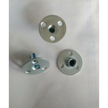 China for Metal Fasteners Stamped Parts Carbon steel zinc plating Stampings supply to Niue Manufacturer
