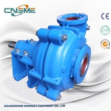 factory customized for Metal Lined Slurry Pump Long life Resistant Centrifugal SH Slurry Pumps export to Singapore Manufacturer
