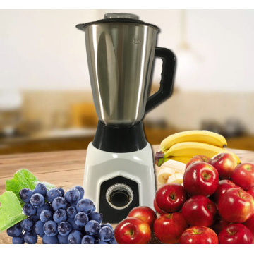 Electric food and fruit blender