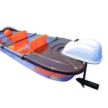 Rowing Boat 1X Plastic Tandem 6 Person Kayak
