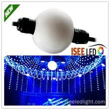 ODM for Best 3D Led Ball,3D Led Night Light,3D Led Disco Ball,3D Led Pixel Ball for Sale Outdoor 50mm matrix led 3d ball string supply to India Exporter