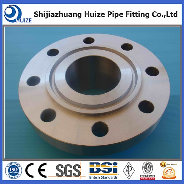 raised face socket weld flange