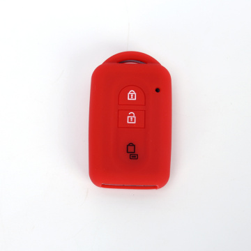 OEM Cute silicone key cap for nissan
