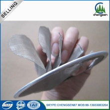 80 Mesh Stainless Steel Filtration Woven Mesh