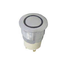 Customized for China Waterproof Push Button Switch,Metal Push Button Switch,Momentary Switch Supplier Self-lock LED Metal Pushbutton Switches supply to Italy Factories